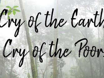 THE CRY OF THE EARTH - THE CRY OF THE POOR
