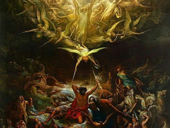 THE HOLY SOULS AND PURGATORY