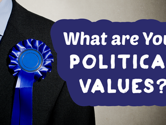 DO THE BEST POLITICAL VALUES COME FROM CHRISTIANITY?