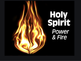 HOMILY FOR THE FEAST OF PENTECOST