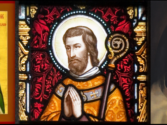FEAST OF ST AIDAN: 30TH JANUARY - ONE OF THE PATRON SAINTS OF THE HOOK OF FAITH
