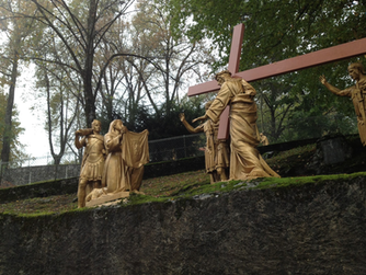 STATIONS OF THE CROSS - THROUGH THE EYES OF ST JOSEPH