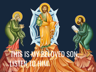 HOMILY FOR SECOND SUNDAY OF LENT (A)