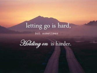 LETTING GO  - PART 2