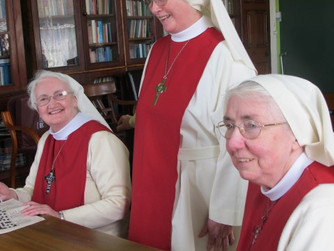 THE SISTERS OF PERPETUAL ADORATION, BRIDE ST. - IN APPRECIATION