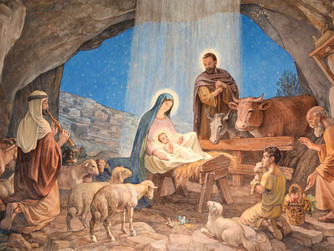 HOMILY FOR CHRISTMAS DAY