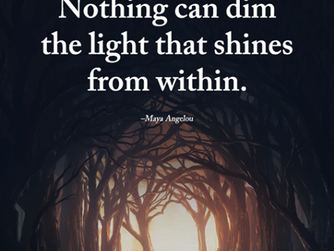 THE LIGHT FROM WITHIN