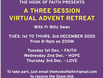 MINI-RETREAT FOR ADVENT