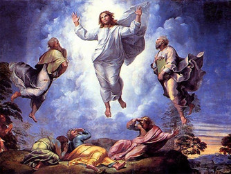 HOMILY FOR FEAST OF THE ASCENSION OF THE LORD