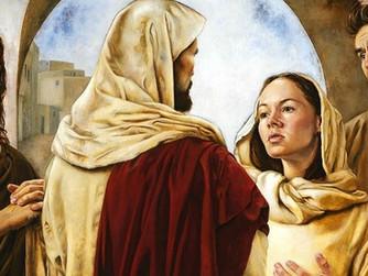 SAINT MARTHA - FRIEND OF JESUS