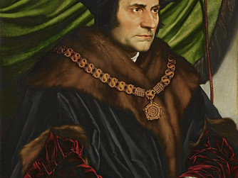 'MEN FOR ALL SEASONS' - FEAST DAY OF SAINTS THOMAS MORE AND JOHN FISHER: 22ND JUNE 2021