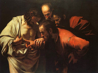 SEEING THE RESURRECTION IN THE WOUNDED SIDE OF CHRIST