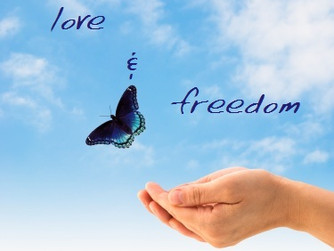 LOVE AS FREEDOM