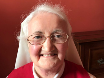 THIS WEEK'S INTERVIEW WITH SR ROSELLA OF THE PERPETUAL ADORATION CONVENT, WEXFORD.