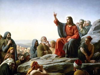 NEWSLETTER INSERT - ON THE BEATITUDES