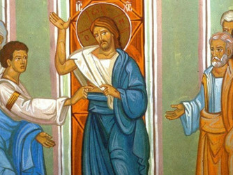 MASS FOR THE SECOND SUNDAY OF EASTER - DIVINE MERCY SUNDAY
