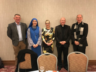 OPENING ADDRESS AT 'FAITH ON FIRE' CONFERENCE ON SATURDAY 24TH NOVEMBER BY BISHOP DENIS BREN