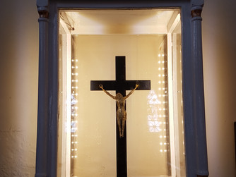 THE CROSS AND ACCEPTANCE