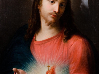 POEM TO THE SACRED HEART