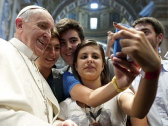 POPE FRANCIS' MESSAGE FOR WORLD COMMUNICATIONS DAY