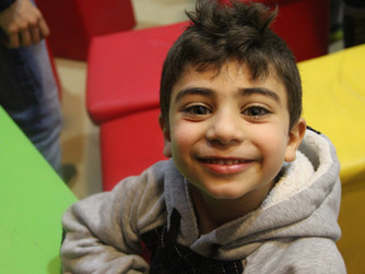 AID TO THE CHURCH IN NEED - CHILDREN OF SYRIA