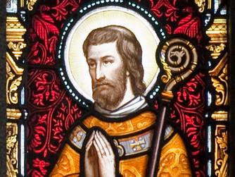 Patron Saints of The Hook of Faith- St Aidan