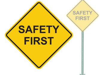 SAFETY ABOVE ALL THINGS IS NOT A CHRISTIAN VIRTUE