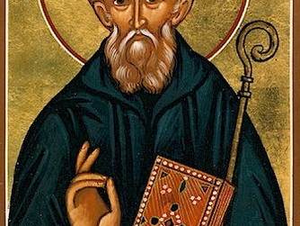 FEAST OF ST COLMCILLE ON THE 15TH CENTENARY OF HIS BIRTH - 9TH JUNE 2021