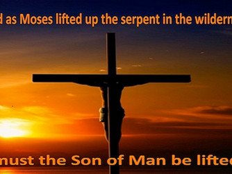 'WHEN YOU HAVE LIFTED UP THE SON OF MAN THEN YOU WILL KNOW THAT I AM HE': READINGS AND REFLE