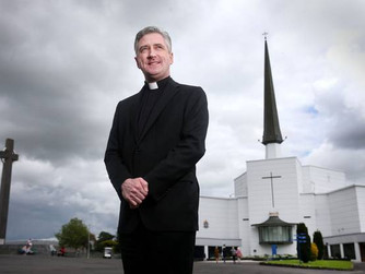 INTERVIEW WITH FR RICHARD GIBBONS, PARISH PRIEST OF KNOCK, CO. MAYO