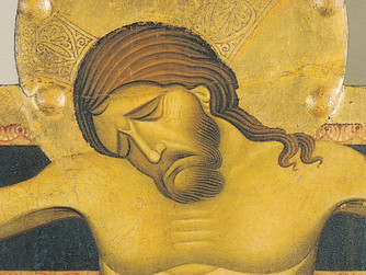 JESUS' ACCEPTANCE OF SUFFERING