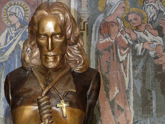 FEAST DAY OF SAINT OLIVER PLUNKETT - 1ST JULY 2021