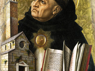 ST THOMAS AQUINAS AND OUR DIALOGUE WITH MODERN SCIENCE