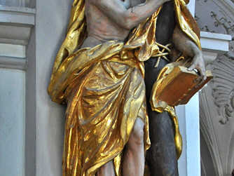 FEAST OF ST ANDREW - 30TH NOVEMBER 2020