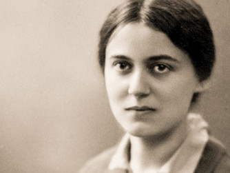 FEAST OF ST TERESA BENEDICTA OF THE CROSS – EDITH STEIN. THURSDAY 9TH AUGUST