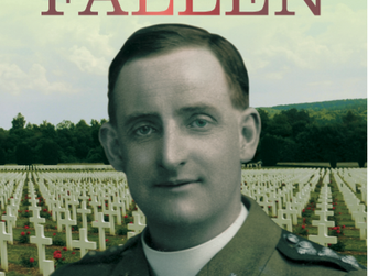 MARKING 100 YEARS SINCE THE END OF THE GREAT WAR - THE STORY OF FR WILLIE DOYLE SJ