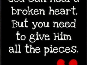 NEWSLETTER INSERT - PRAYING WITH THIS SUNDAY'S PSALM – PRAISE THE LORD WHO HEALS THE BROKEN HEARTED