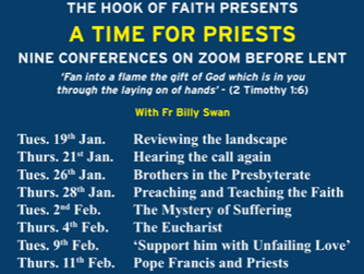 A TIME FOR PRIESTS