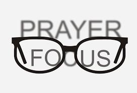 PRAYER IN FOCUS