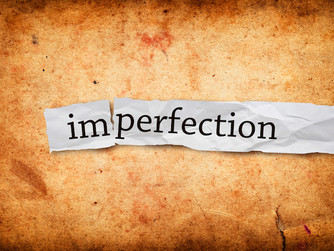 NEWSLETTER INSERT – A SPIRITUALITY OF IMPERFECTION