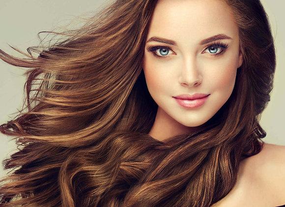 Coupe cheveux et mise en plis