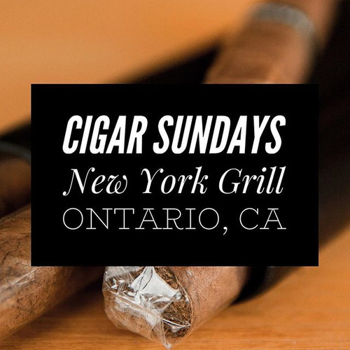 Cigar Sundays