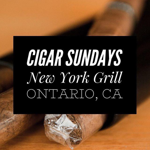Cigar Sundays