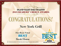 Inland Valey Best Steakhouse