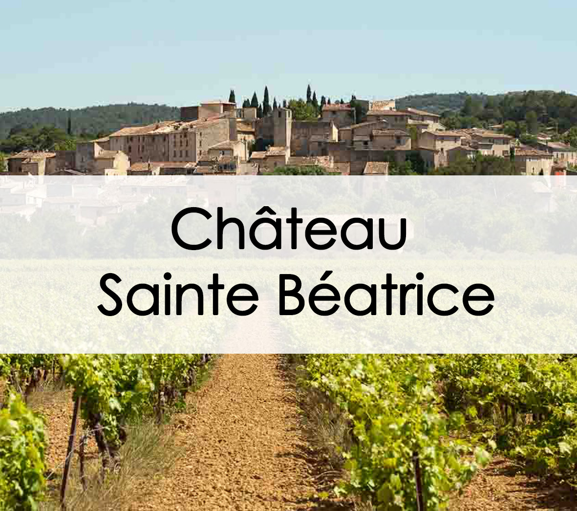 chateau stainte beatrice