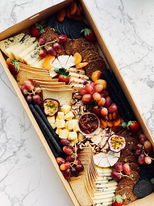 Cheese platter box | up to 15 pp