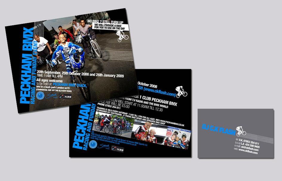 Peckham BMX racing