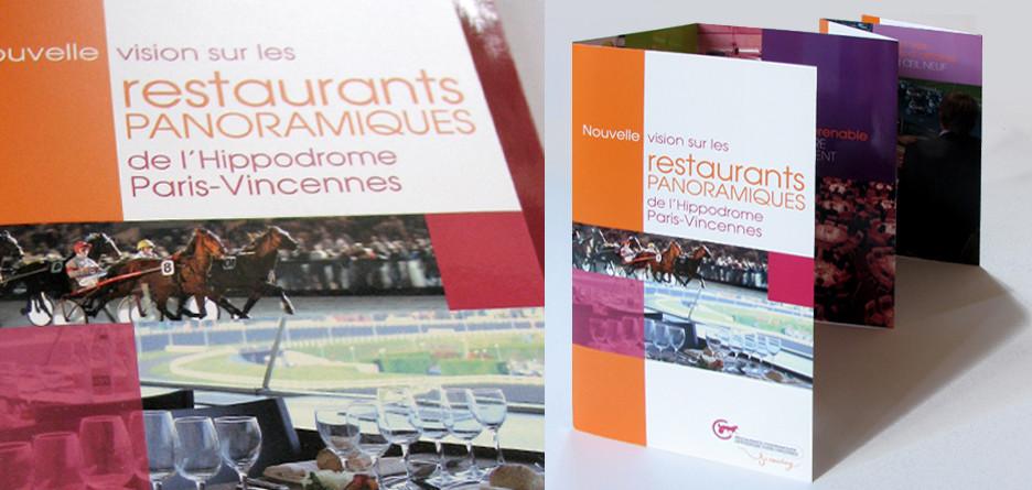 Restaurants Panoramiques Hippodrome Paris-Vincennes