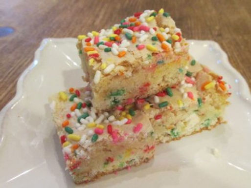 Cake Mix Bars by Meredith Grossbach