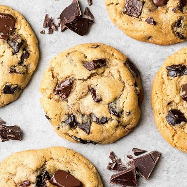 Chocolate Cookies by Joy Food Sunshine